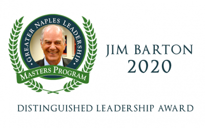 JIM BARTON – 2020 DISTINGUISHED LEADERSHIP AWARD