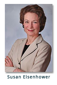 Susan Eisenhower to Talk Tough Leadership at 2015 Event