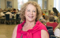 Jackie Faffer, Class XVIII & Naples Senior Center Keep Seniors Connected