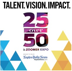 GNLers Among Honorees at 25 0ver 50 Awards Reception