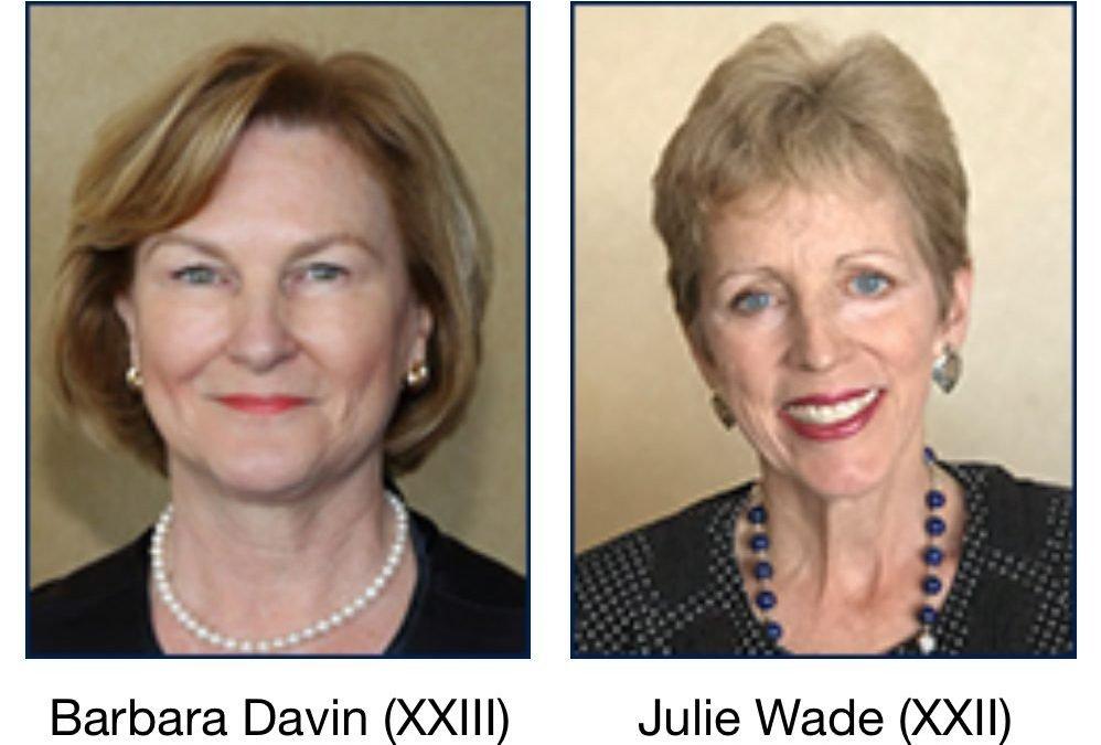 Florida Weekly Interviews GNLer's Barbara Davin and Julie Wade Regarding Pelican Bay Food Drive