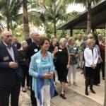 Class XXI Botanical Garden Reception